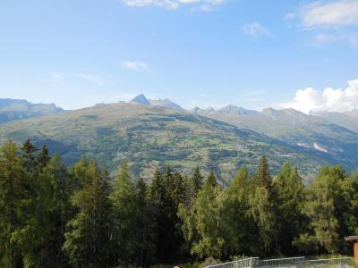 Location au ski Studio 4 personnes (060) - Résidence la Traverse - Montchavin - La Plagne
