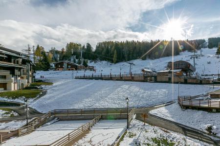 Location au ski Studio 4 personnes (055) - Résidence la Traverse - Montchavin La Plagne