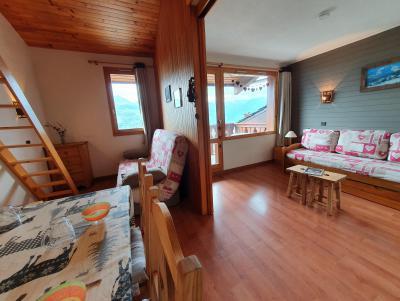 Location au ski Studio 4 personnes (061) - Résidence la Traverse - Montchavin La Plagne