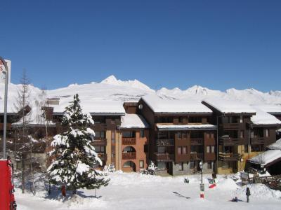 Location au ski Studio 4 personnes (058) - Résidence la Traverse - Montchavin La Plagne