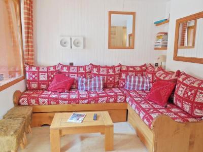 Location au ski Appartement 2 pièces coin montagne 4 personnes (673) - Residence La Traverse - Montchavin - La Plagne - Table basse