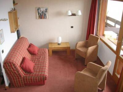 Location au ski Appartement 3 pièces 6 personnes (046 ) - Résidence la Traverse - Montchavin - La Plagne - Séjour