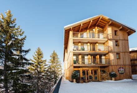 Location Montchavin : Residence Lagrange Les 3 Glaciers hiver