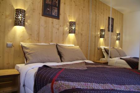 Location au ski Résidence Lagrange les 3 Glaciers - Montchavin La Plagne - Chambre