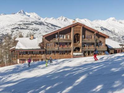 Выходные на лыжах Résidence le Baccara 2 (l'Epervier)