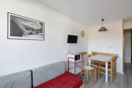 Rent in ski resort 2 room apartment 4 people (210) - Résidence le Bilboquet - Montchavin La Plagne - Kitchenette