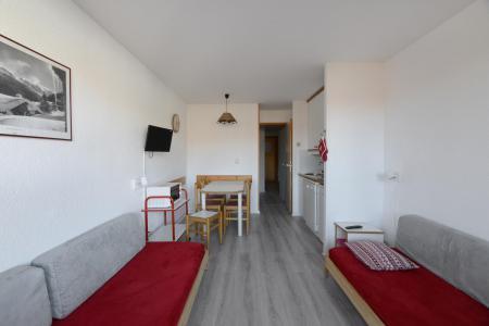 Rent in ski resort 2 room apartment 4 people (210) - Résidence le Bilboquet - Montchavin La Plagne - Living room