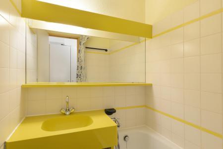 Rent in ski resort 2 room apartment 4 people (210) - Résidence le Bilboquet - Montchavin La Plagne - Winter outside