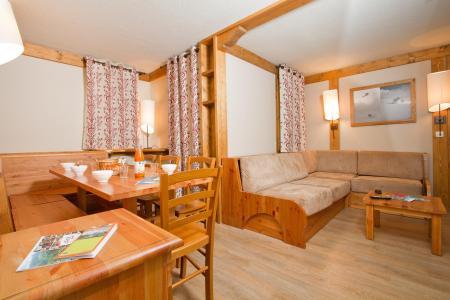Location au ski Résidence le Chalet de Montchavin - Montchavin La Plagne - Banquette