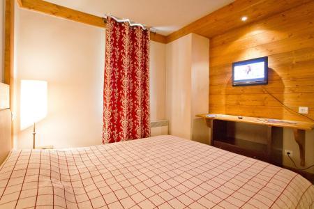 Rent in ski resort Résidence le Chalet de Montchavin - Montchavin La Plagne - Bedroom