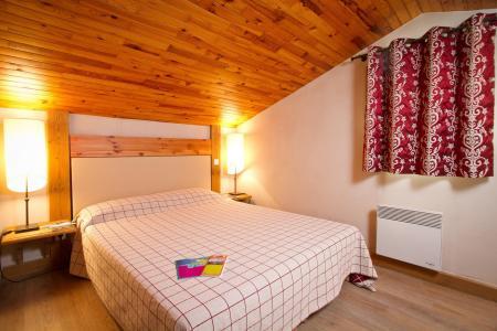 Rent in ski resort Résidence le Chalet de Montchavin - Montchavin La Plagne - Double bed
