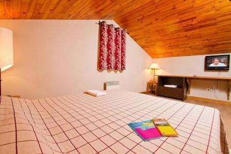 Location au ski Residence Le Chalet De Montchavin - Montchavin - La Plagne - Chambre mansardée