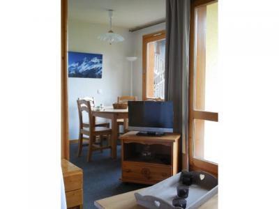 Location au ski Appartement 2 pièces 5 personnes (006) - Résidence le Dé 1 - Montchavin La Plagne - Tv