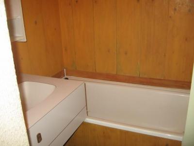 Location au ski Appartement 2 pièces 5 personnes (374) - Residence Le De 1 - Montchavin - La Plagne - Baignoire
