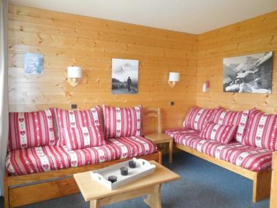 Location au ski Appartement 2 pièces 5 personnes (374) - Residence Le De 1 - Montchavin - La Plagne - Séjour