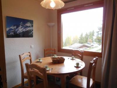 Location au ski Appartement 2 pièces 5 personnes (374) - Residence Le De 1 - Montchavin - La Plagne - Table