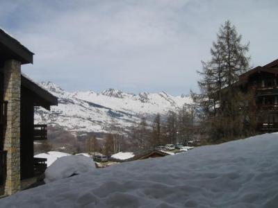 Location au ski Appartement 2 pièces 5 personnes (374) - Residence Le De 1 - Montchavin - La Plagne - Extérieur hiver
