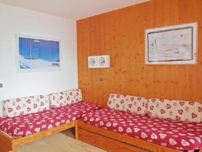 Location au ski Studio 3 personnes (009) - Residence Le De 1 - Montchavin - La Plagne - Banquette