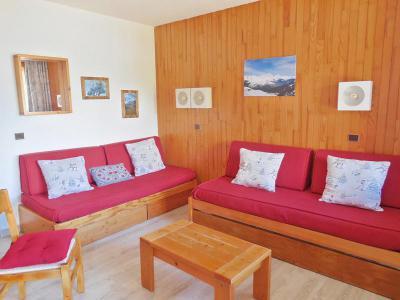 Location au ski Appartement 2 pièces 6 personnes (006) - Résidence le Dé 2 - Montchavin La Plagne - Séjour
