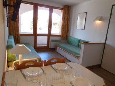 Location au ski Studio 4 personnes (643) - Residence Le De 3 - Montchavin - La Plagne