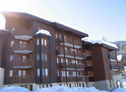 Location au ski Studio 4 personnes (106) - Résidence le Dé 3 - Montchavin La Plagne