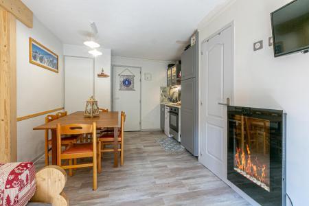 Location au ski Appartement 4 pièces 9 personnes (215) - Résidence le Dé 3 - Montchavin La Plagne - Séjour
