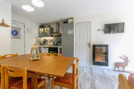 Location au ski Appartement 4 pièces 9 personnes (215) - Résidence le Dé 3 - Montchavin La Plagne - Table