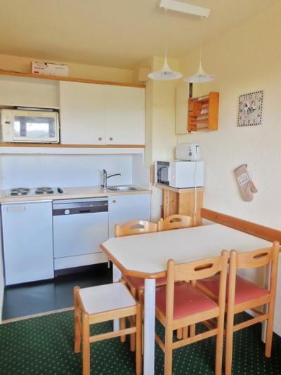 Location au ski Studio coin montagne 4 personnes (3202) - Résidence le Dé 3 - Montchavin - La Plagne - Kitchenette