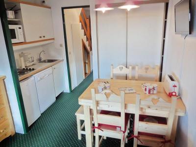 Location au ski Appartement 2 pièces coin montagne 6 personnes (428) - Residence Le De 4 - Montchavin - La Plagne