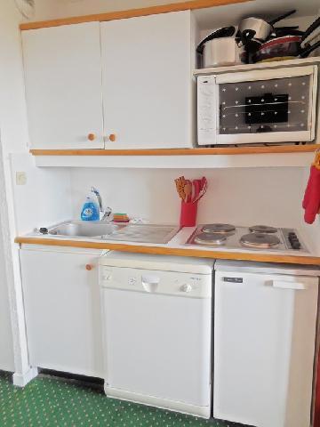 Location au ski Appartement 2 pièces 4 personnes (421) - Residence Le De 4 - Montchavin - La Plagne