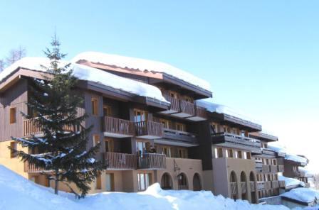 Location au ski Appartement 2 pièces 5 personnes (409) - Résidence le Dé 4 - Montchavin - La Plagne