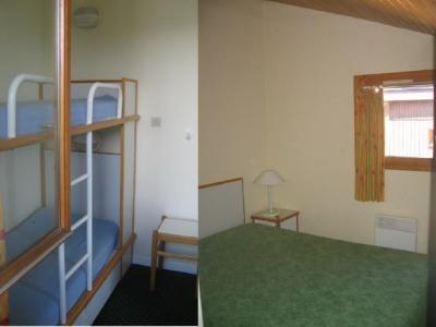 Location au ski Appartement 3 pièces cabine 6 personnes (327) - Résidence le Dé 4 - Montchavin - La Plagne