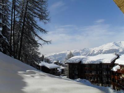 Location au ski Appartement 2 pièces cabine 6 personnes (424) - Résidence le Dé 4 - Montchavin La Plagne