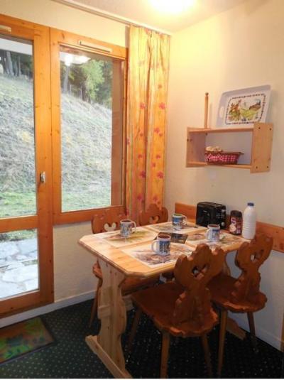 Location au ski Studio 4 personnes (117) - Résidence le Dé 4 - Montchavin - La Plagne