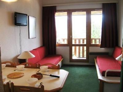 Location au ski Appartement duplex 2 pièces 6 personnes (535) - Résidence le Dé 4 - Montchavin - La Plagne