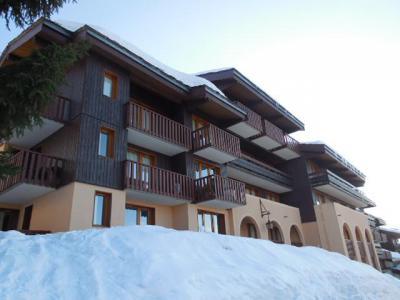 Vacances en montagne Appartement 2 pièces 5 personnes (232) - Résidence le Dé 4 - Montchavin La Plagne - Extérieur hiver