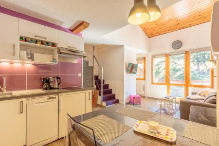 Location au ski Appartement 2 pièces 5 personnes (417) - Résidence le Dé 4 - Montchavin La Plagne