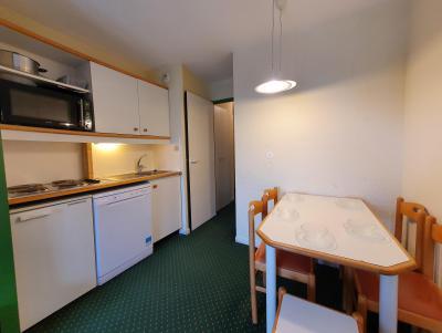 Location au ski Appartement 2 pièces 5 personnes (232) - Résidence le Dé 4 - Montchavin La Plagne - Coin repas