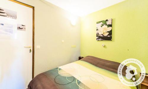 Location au ski Appartement 2 pièces 4 personnes (Confort 28m²) - Résidence le Hameau du Sauget - Maeva Home - Montchavin La Plagne - Extérieur hiver