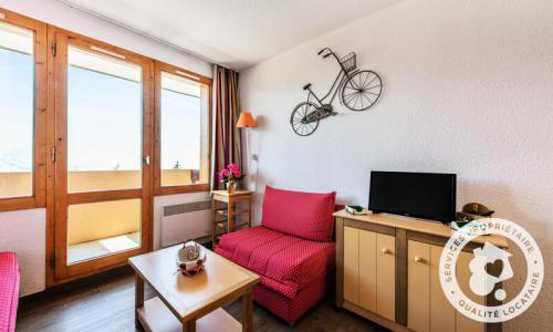 Location au ski Appartement 2 pièces 4 personnes (25m²-3) - Résidence le Hameau du Sauget - Maeva Home - Montchavin La Plagne - Extérieur hiver