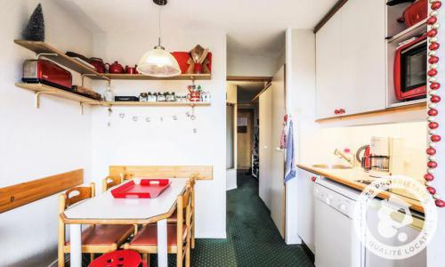 Location au ski Appartement 2 pièces 4 personnes (Confort -2) - Résidence le Hameau du Sauget - Maeva Home - Montchavin La Plagne - Extérieur hiver