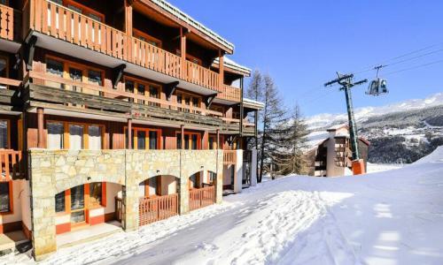 Location Montchavin La Plagne : Résidence le Hameau du Sauget - Maeva Home hiver
