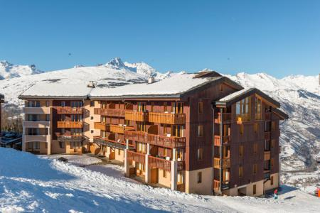 Accommodation at foot of pistes Résidence le Rami
