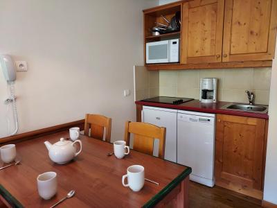 Аренда на лыжном курорте Апартаменты 2 комнат 5 чел. (309) - Résidence le Rami - Montchavin La Plagne