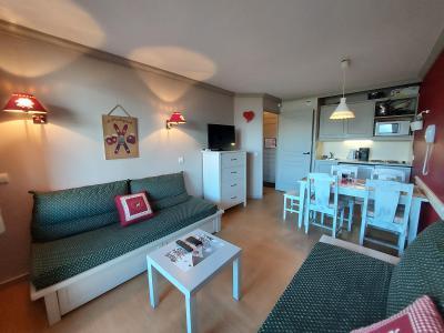 Аренда на лыжном курорте Апартаменты 2 комнат 5 чел. (003) - Résidence le Rami - Montchavin La Plagne