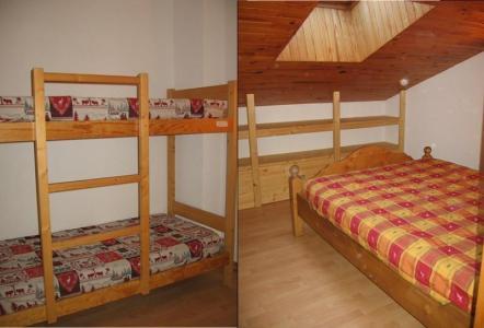 Location au ski Appartement duplex 3 pièces 6 personnes (025) - Residence Le Zig Zag - Montchavin - La Plagne