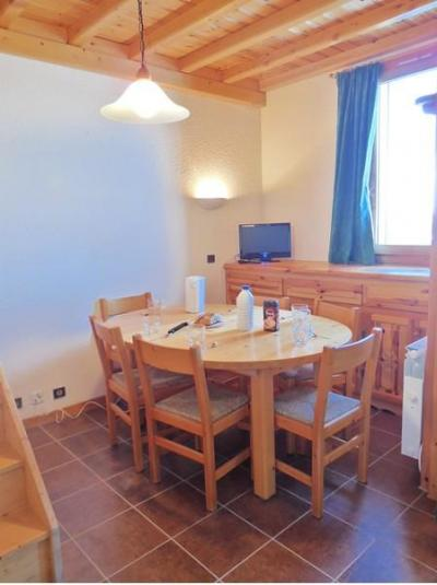 Location au ski Appartement duplex 3 pièces 6 personnes (030) - Résidence le Zig Zag - Montchavin La Plagne