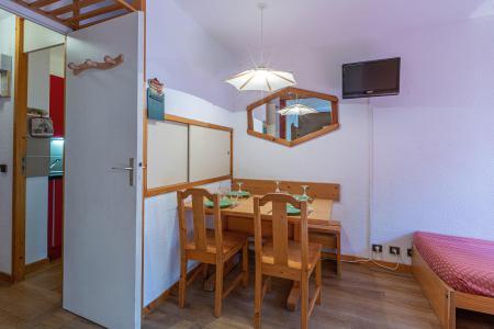 Location au ski Studio 4 personnes (001) - Résidence le Zig Zag - Montchavin La Plagne