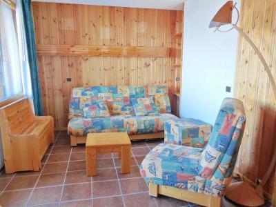 Location au ski Appartement duplex 3 pièces 6 personnes (030) - Résidence le Zig Zag - Montchavin La Plagne - Séjour