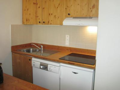 Rent in ski resort 2 room apartment 4 people (101) - Résidence les 3 Glaciers - Montchavin La Plagne